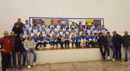 Presentación de la Escola de Pilota del Club Pilotari Massamagrell