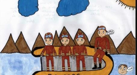 El Consorcio entrega los premios del III Concurso de Dibujo 'Así son los bomberos' donde han participado 1.300 niños y niñas