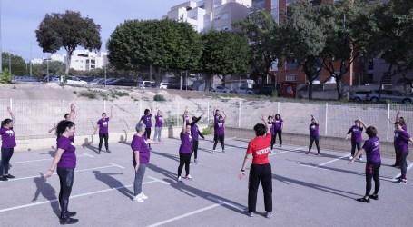 La Policía Local de Paterna crea una web propia de Talleres de Autoprotección de Mujeres