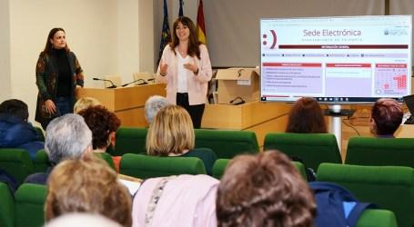 Les associacions de Paiporta es formen en la nova plataforma electrònica municipal