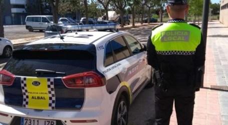 Un preso de permiso es sorprendido por la dueña al robar en un piso de Albal