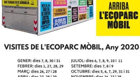 El Ecoparque móvil vuelve a Godella