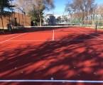 El Ayuntamiento de Quart de Poblet invierte 3.500 euros en mejorar la pista de tenis de Villar Palasí