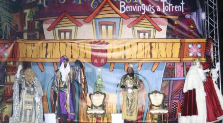 Los Reyes Magos llegarán a Torrent repartiendo más de 1 millón de caramelos, 5.000 balones y 5.000 peluches
