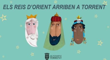 Un total de 33 entidades participarán en la cabalgata de Reyes de Torrent