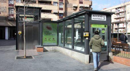 La tasa de ocupación de aparcamientos públicos de Mislata aumentó hasta el 85% en 2019