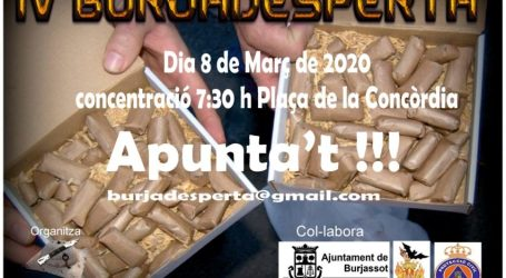 Hasta el 27 de febrero puedes apuntarte para participar en la IV Burjadespertà