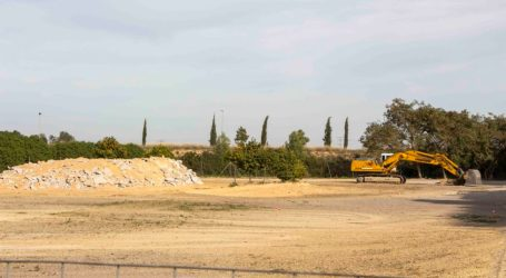 Comença la construcció del nou centre educatiu de Picassent