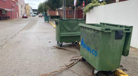 Fuente del Jarro reclama la recogida selectiva de residuos en los polígonos