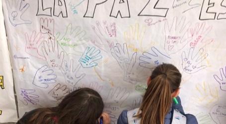 La Casa de la Juventud de Paterna conmemora el Día de la Paz con los alumnos/as de los institutos de la ciudad