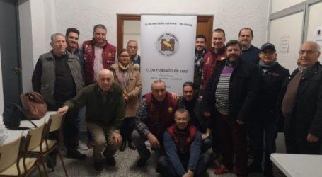 El club Malinois Alfafar celebra sus concursos de canarios de canto