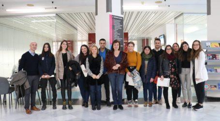 10 postgraduados comienzan su beca formativa en el Ayuntamiento de Quart de Poblet