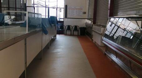 Alcàsser finalitza les obres de millora de paviment del Mercat Municipal