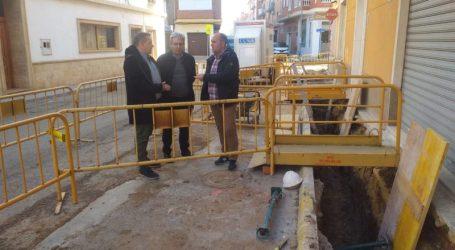 Massamagrell realiza obras para evitar que los vertidos residuales llegen al mar