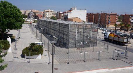 El Ayuntamiento de Paterna refuerza la estructura de los anclajes del cohetódromo