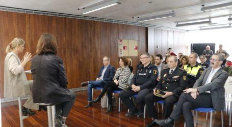 Quart de Poblet acoge la presentación del programa de formación en violencia de género destinado a la policía local del IVASPE