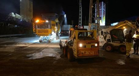 Quart de Poblet inicia una nueva fase de las obras de acondicionamiento del polígono industrial
