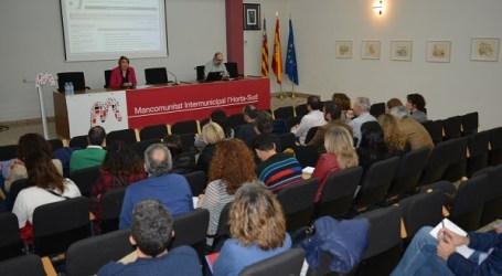 La Mancomunitat de l'Horta Sud reúne a técnicos informáticos de 20 municipios