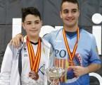 El Club Tir amb Arc de Quart de Poblet logra dos oros en el Campeonato de España de tiro con arco de precisión