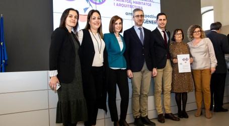 La Generalitat premia a Mislata por integrar la perspectiva de género en su diseño urbanístico