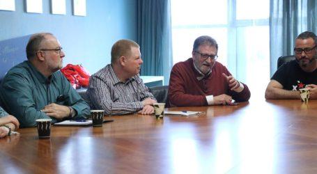 Una representación de Hungría y Alemania visitan Torrent para conocer el proyecto Bicis para todas