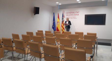 La Comunitat Valenciana registra 297 nuevos positivos en coronavirus