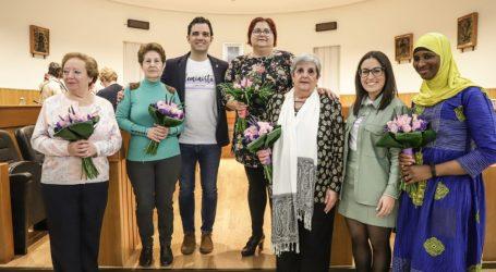 Pleno de Mujeres en Paterna para visibilizar la lucha por la igualdad