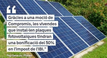 Massamagrell bonificara la intalació de plaques solars domèstiques