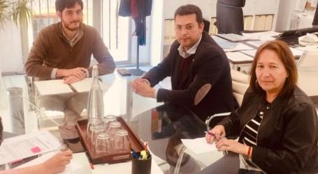 Alfafar recibe el inicio de las obras de mejora en las viviendas sociales Mercedes Hernández