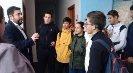 Rafelbunyol, un Ajuntament obert  als estudiants