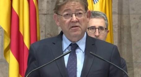 Ximo Puig anuncia que la Generalitat facilitará hoteles cerca de los hospitales para alojar a los sanitarios
