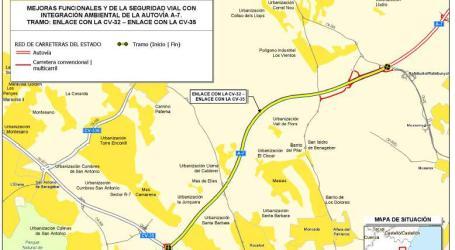 LA UNIÓ celebra reunions informatives per l'Horta Nord i Camp de Túria amb motiu de les expropiacions del Bypass