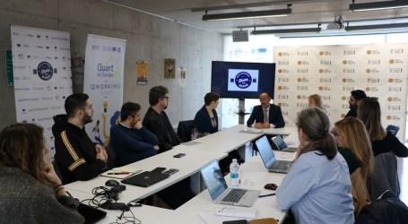 Quart de Poblet participa en la diseminación del proyecto europeo Share The Badge