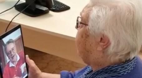 Residencia de Albal: cero contagios y comunicación con videollamadas