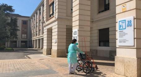 Hospital General, tercer día sin fallecidos por COVID-19