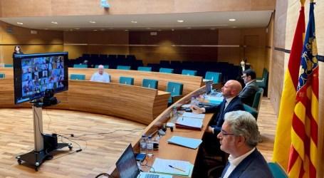 Los municipios de l'Horta recibirán 11,7 millones extra de la Diputació para hacer frente a la pandemia