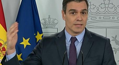 Sánchez avisa de que seguirá la alarma tras el 25 de abril aunque rebajada