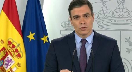 Sánchez advierte de que la salida está lejos y pide una «desescalada política»