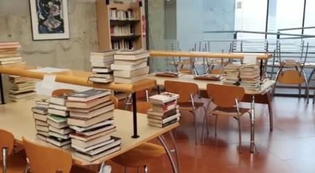 Nova normalitat a la Fase 1: recorregut unidireccional als museus i llibres en quarantena