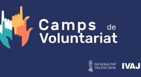 Suspendidos los campos de voluntariado juvenil del IVAJ de verano