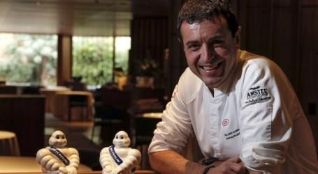Ricard Camarena cocinará en directo alcachofas de Albalat dels Sorells y Mahuella
