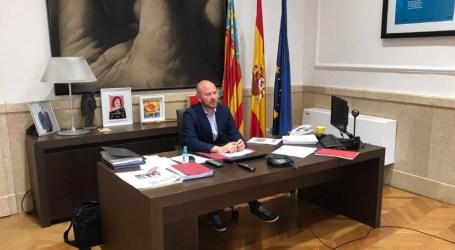 La Diputación reclama que los municipios puedan utilizar sus recursos para afrontar la crisis