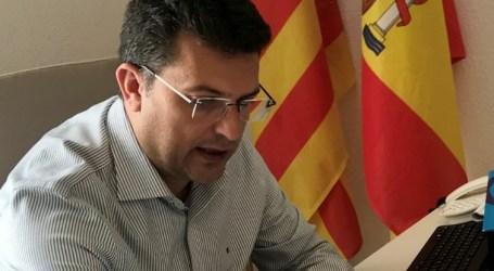 Adsuara acusa a Puig de dar falsas esperanzas de pasar a la fase 1 y de abandonar a los alcaldes dejándolos «sin información y sin protocolos»