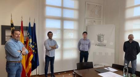 La empresa paternera Andreu Barberá SL dona al Ayuntamiento 9.000 EPIs