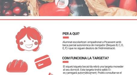 L'Ajuntament de Picassent entrega ajudes econòmiques d'alimentació amb un cost que supera els 45.000 euros