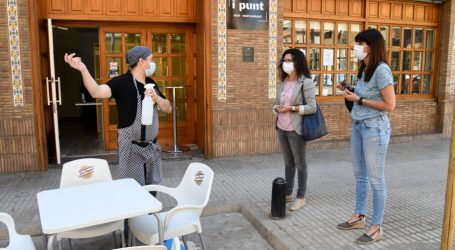 Paiporta reobre comerços, bars i restaurants adaptats a la fase 1