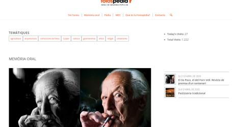 Foios presenta el projecte cultural 'FoiosPèdia'