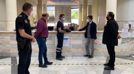 El Ayuntamiento de Burjassot adquiere dos cañones de ozono para la desinfección de las dependencias municipales y su flota de vehículos