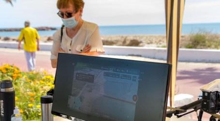 El Puig comprará drones y vigilará las playas este verano