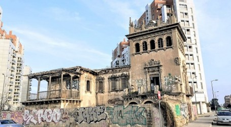 El Chalé de Garín de Burjassot será rehabilitado gracias a una subvención de 500.000 euros